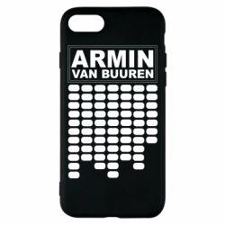 Чехол для iPhone 8 Armin Van Buuren Trance