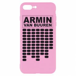 Чехол для iPhone 8 Plus Armin Van Buuren Trance