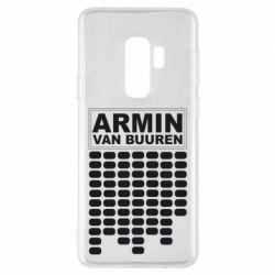 Чехол для Samsung S9+ Armin Van Buuren Trance