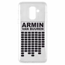 Чехол для Samsung A6+ 2018 Armin Van Buuren Trance