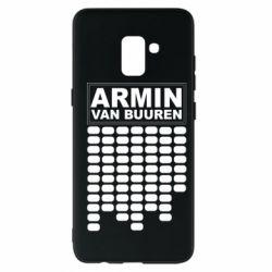 Чехол для Samsung A8+ 2018 Armin Van Buuren Trance