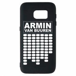 Чехол для Samsung S7 Armin Van Buuren Trance
