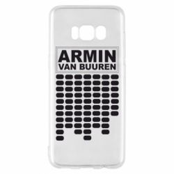 Чехол для Samsung S8 Armin Van Buuren Trance