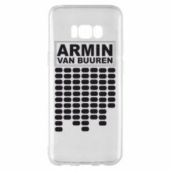 Чехол для Samsung S8+ Armin Van Buuren Trance