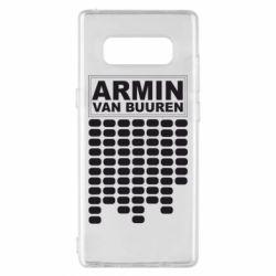 Чехол для Samsung Note 8 Armin Van Buuren Trance