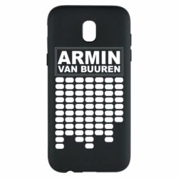 Чехол для Samsung J5 2017 Armin Van Buuren Trance