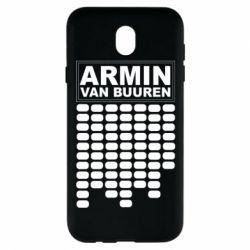 Чехол для Samsung J7 2017 Armin Van Buuren Trance