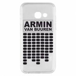 Чехол для Samsung A3 2017 Armin Van Buuren Trance
