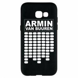 Чехол для Samsung A5 2017 Armin Van Buuren Trance