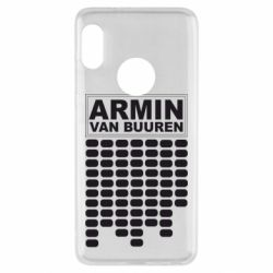 Чехол для Xiaomi Redmi Note 5 Armin Van Buuren Trance