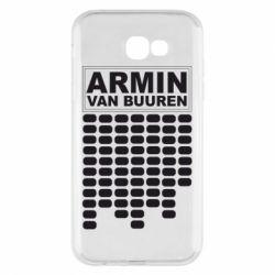 Чехол для Samsung A7 2017 Armin Van Buuren Trance