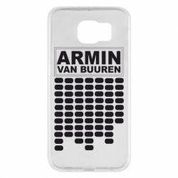 Чехол для Samsung S6 Armin Van Buuren Trance