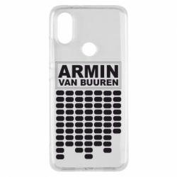 Чехол для Xiaomi Mi A2 Armin Van Buuren Trance