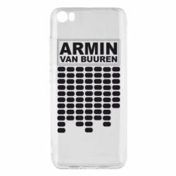 Чехол для Xiaomi Mi5/Mi5 Pro Armin Van Buuren Trance