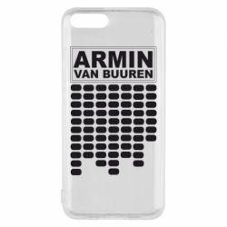 Чехол для Xiaomi Mi6 Armin Van Buuren Trance
