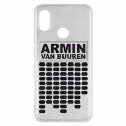 Чехол для Xiaomi Mi8 Armin Van Buuren Trance