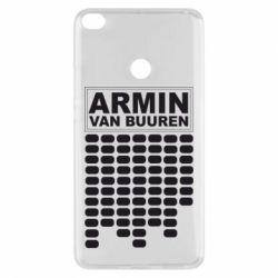 Чехол для Xiaomi Mi Max 2 Armin Van Buuren Trance
