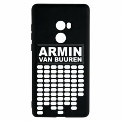 Чехол для Xiaomi Mi Mix 2 Armin Van Buuren Trance