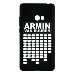 Чехол для Xiaomi Mi Note 2 Armin Van Buuren Trance