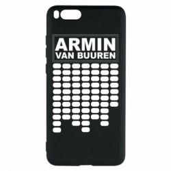 Чехол для Xiaomi Mi Note 3 Armin Van Buuren Trance