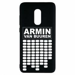 Чехол для Xiaomi Redmi Note 4 Armin Van Buuren Trance