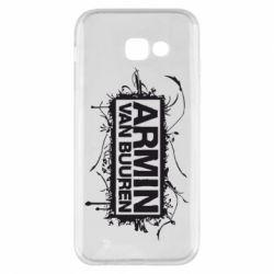 Чехол для Samsung A5 2017 Armin Van Buuren