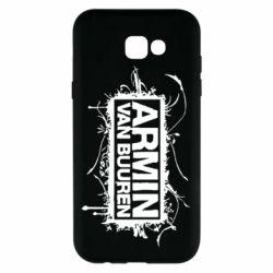 Чехол для Samsung A7 2017 Armin Van Buuren