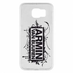 Чехол для Samsung S6 Armin Van Buuren