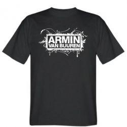Мужская футболка Armin Van Buuren - FatLine