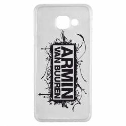 Чехол для Samsung A3 2016 Armin Van Buuren