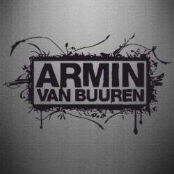 Наклейка Armin Van Buuren - FatLine