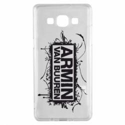 Чехол для Samsung A5 2015 Armin Van Buuren
