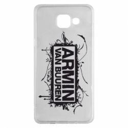 Чехол для Samsung A5 2016 Armin Van Buuren
