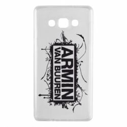 Чехол для Samsung A7 2015 Armin Van Buuren