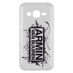 Чехол для Samsung J2 2015 Armin Van Buuren