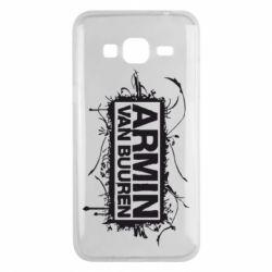 Чехол для Samsung J3 2016 Armin Van Buuren