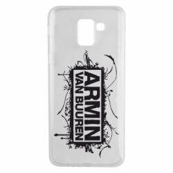 Чехол для Samsung J6 Armin Van Buuren
