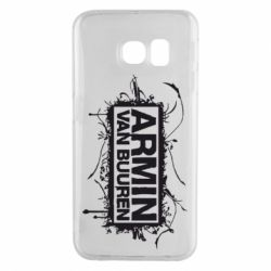 Чехол для Samsung S6 EDGE Armin Van Buuren
