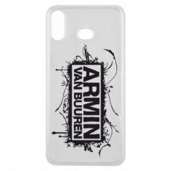 Чехол для Samsung A6s Armin Van Buuren