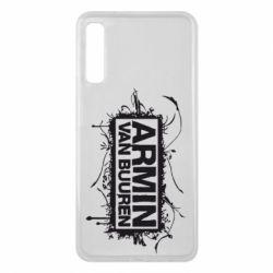 Чехол для Samsung A7 2018 Armin Van Buuren