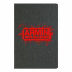 Блокнот А5 Armin Van Buuren