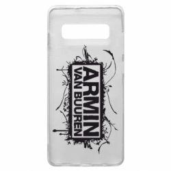 Чехол для Samsung S10+ Armin Van Buuren