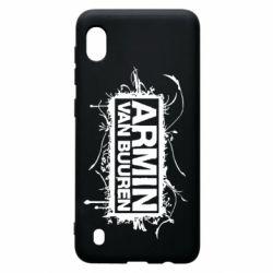 Чехол для Samsung A10 Armin Van Buuren