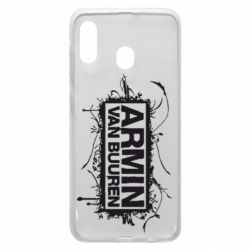 Чехол для Samsung A30 Armin Van Buuren