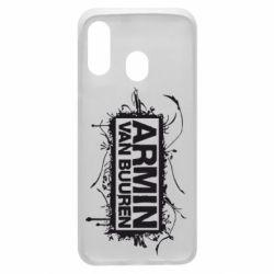 Чехол для Samsung A40 Armin Van Buuren
