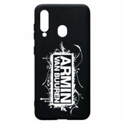 Чехол для Samsung A60 Armin Van Buuren