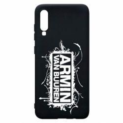 Чехол для Samsung A70 Armin Van Buuren