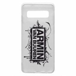 Чехол для Samsung S10 Armin Van Buuren