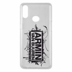 Чехол для Samsung A10s Armin Van Buuren