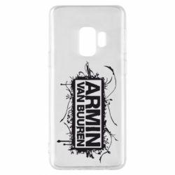 Чехол для Samsung S9 Armin Van Buuren